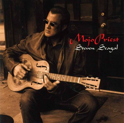 Steven Seagal and Thunderbox — Mojo Priest