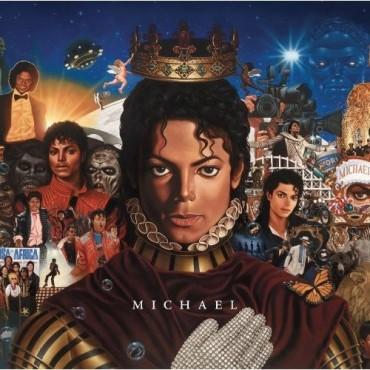 Michael Jackson — Michael (2010)