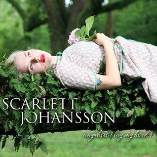 Scarlett Johansson — Anywhere I Lay My Head